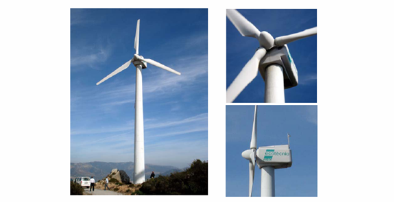 Ecotecnia Wind Turbine