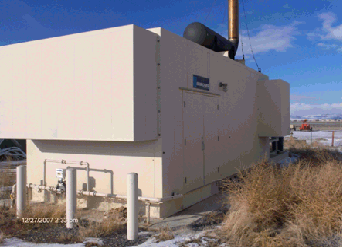 Cooper Superior 2408 Natural Gas Generator